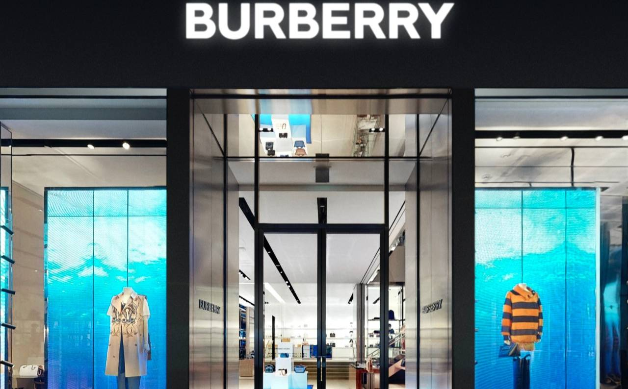 Burberry launches virtual replica of Tokyo flagship store