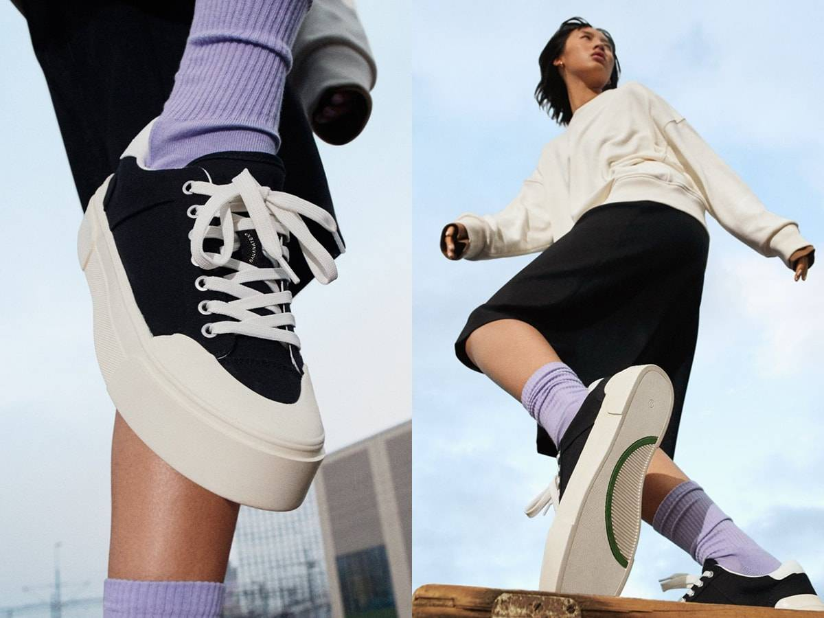 H&M x Good News launch sneaker collection made with Bananatex