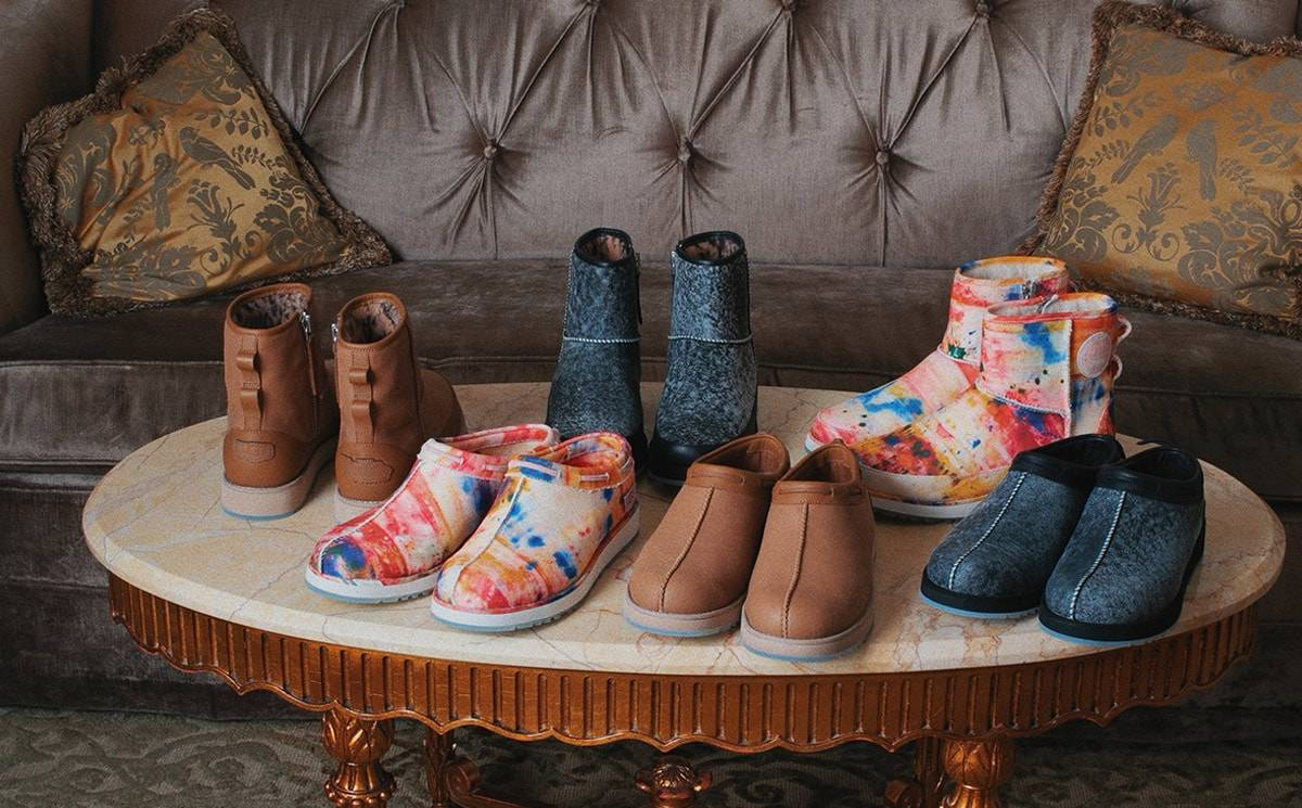 Ugg launches collaboration with Ovadia