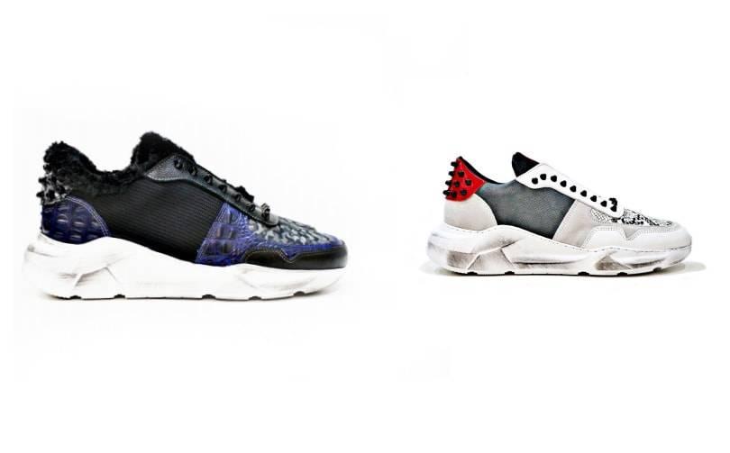PINTTA Footwear AW 21/22