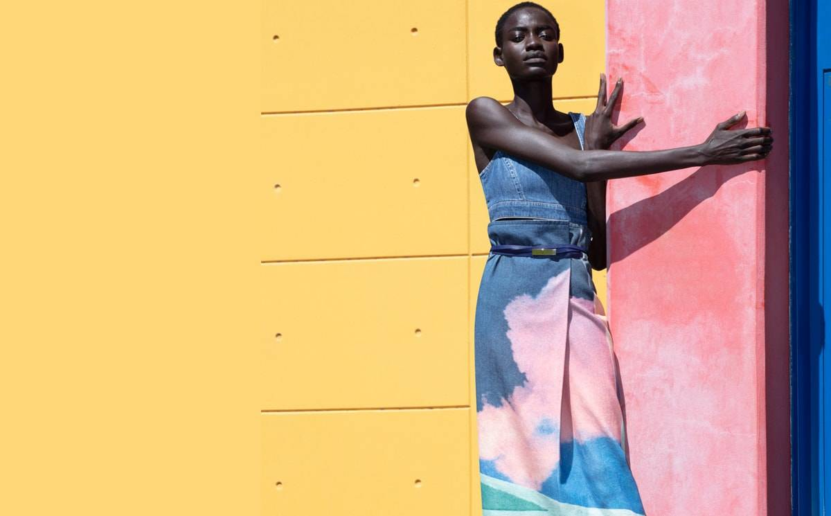 Video: Sportmax present its SS21 denim capsule collection