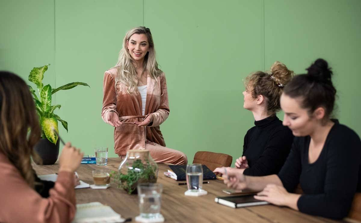 Fashion careers: Personal branding with Lynn Quanjel, model, influencer and founder of Social Nomads