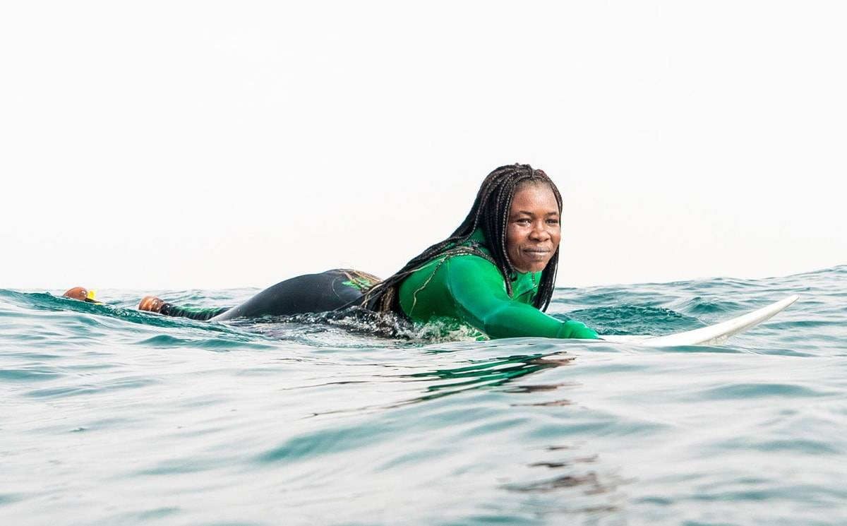Hurley and Black Girls Surf launch multi-year global partnership