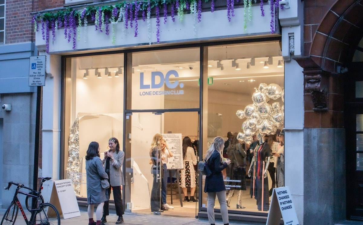 Sustainable retail pioneer Lone Design Club to open immersive pop-up in Cabot Circus