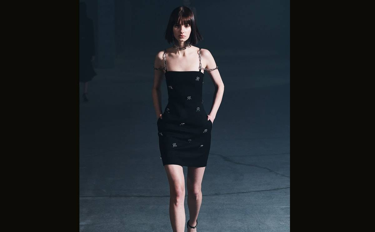Video: Rokh FW21 collection at PFW