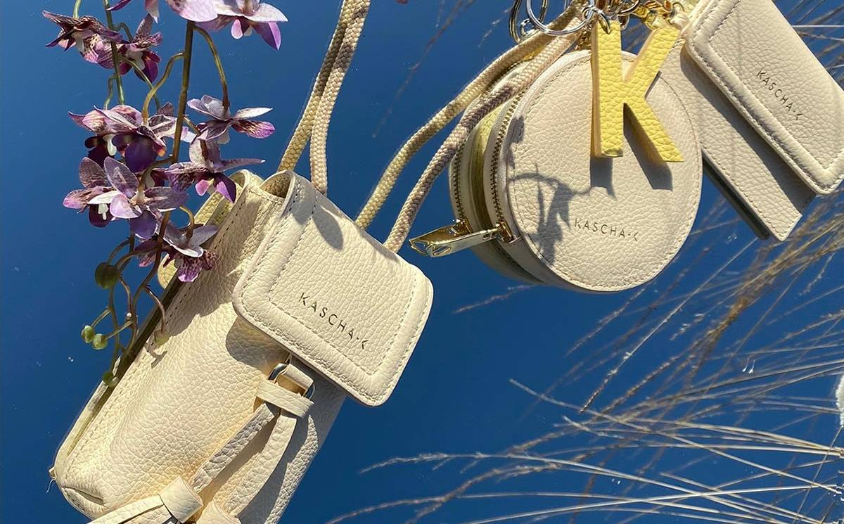 3 Colors from the Kascha- C collection which give you an ultimate spring feeling