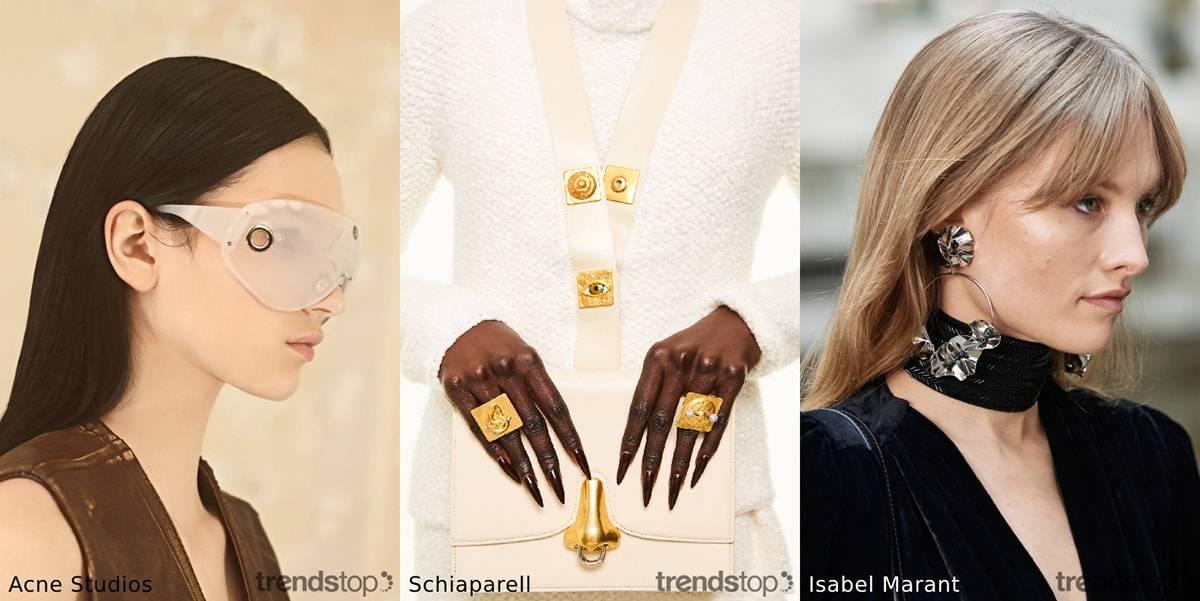 Autumn / winter 2021: trend in women's accessories