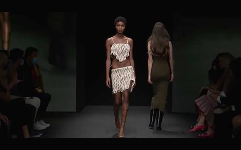 Video: Budapest Select at Milano Fashion Week