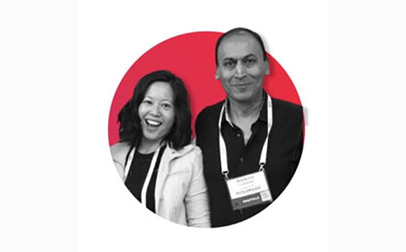 Podcast: Fashion is your Business interviews Manish Chandra and Tracy Sun of Poshmark