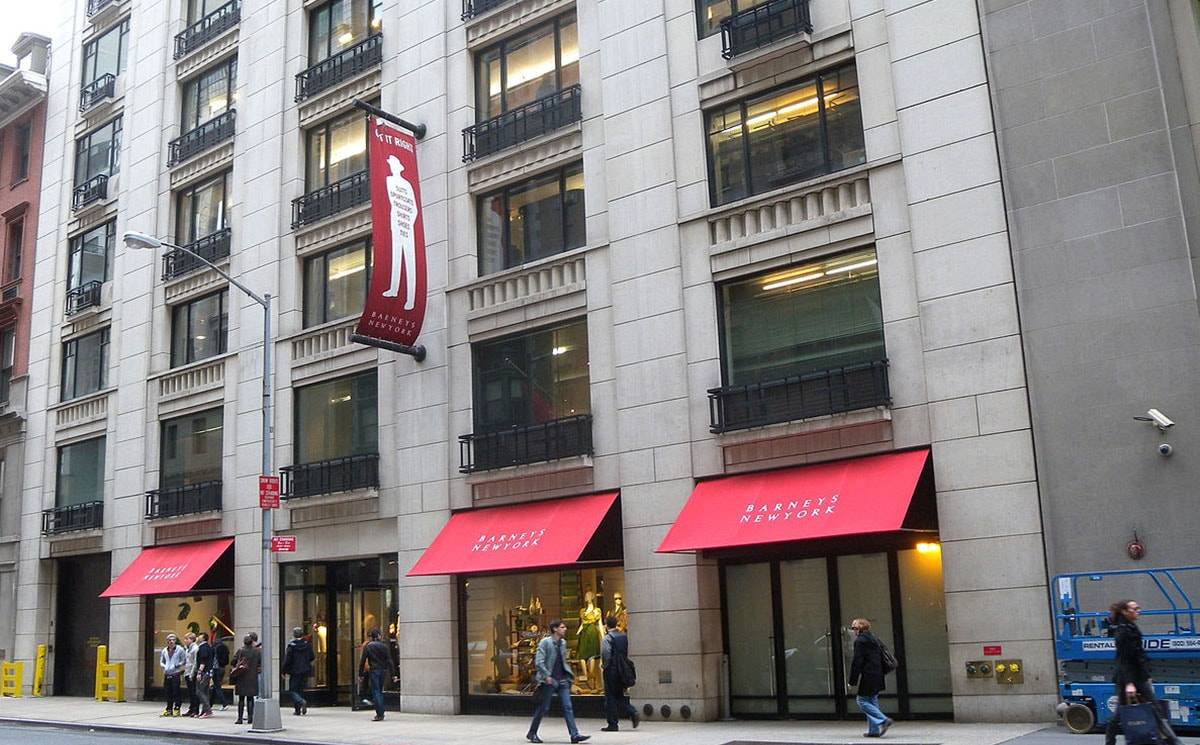 Last-minute offer from private investors challenges Authentic Brands' bid for Barneys