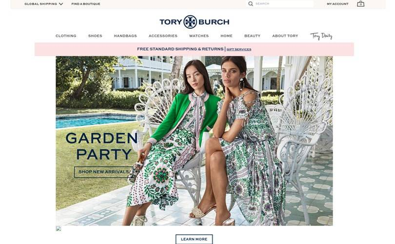 ​Tory Burch opens flagship store on Regent Street