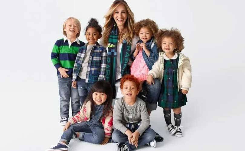Gap launches second kidswear collection with Sarah Jessica Parker