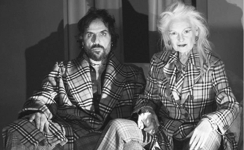 Vivienne Westwood and Burberry launch collaborative collection