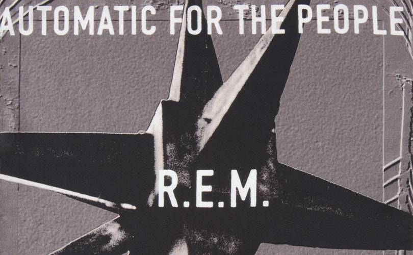 Paul Smith & R.E.M team up for 25th anniversary of 'Automatic for the People'