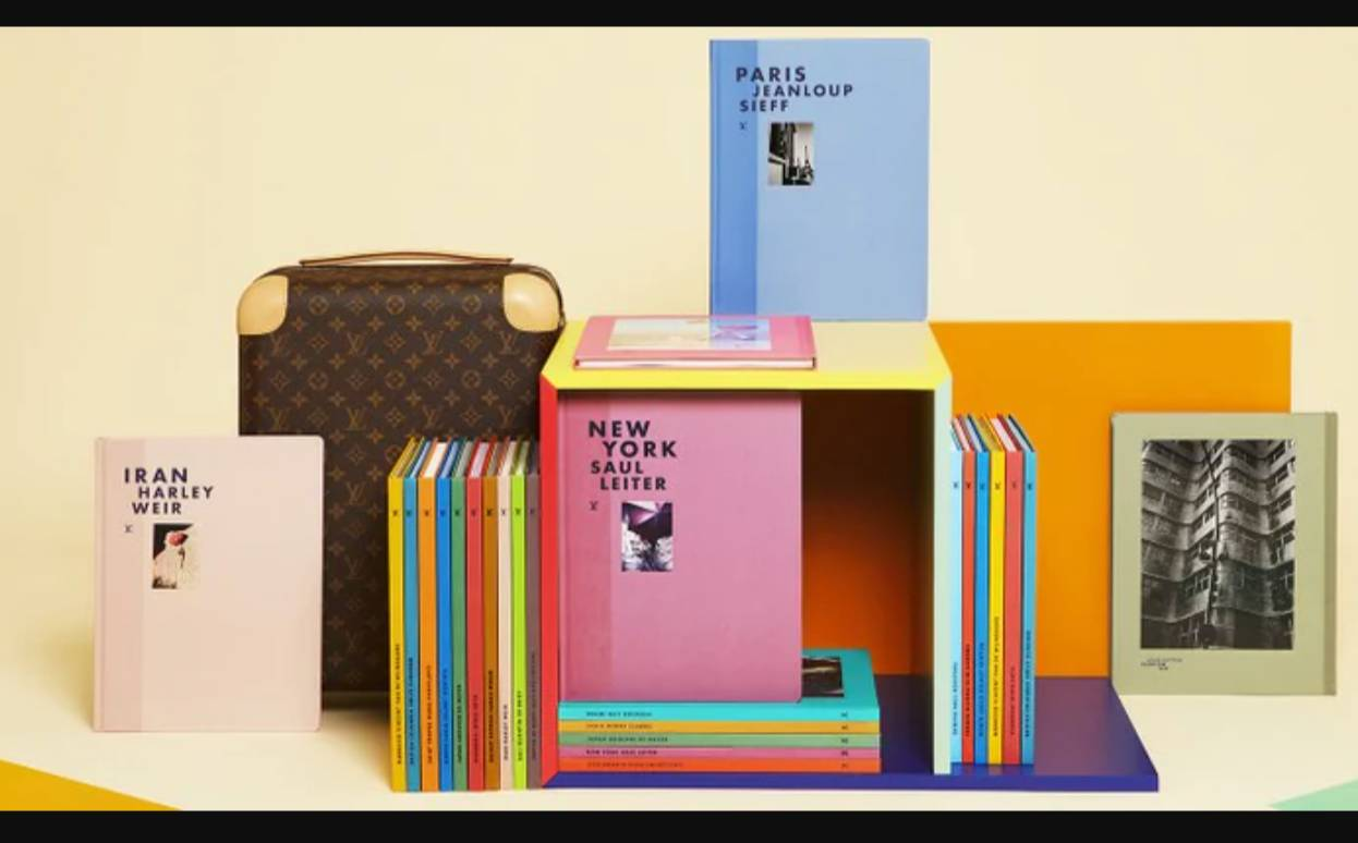 Louis Vuitton launches two new travel photography books