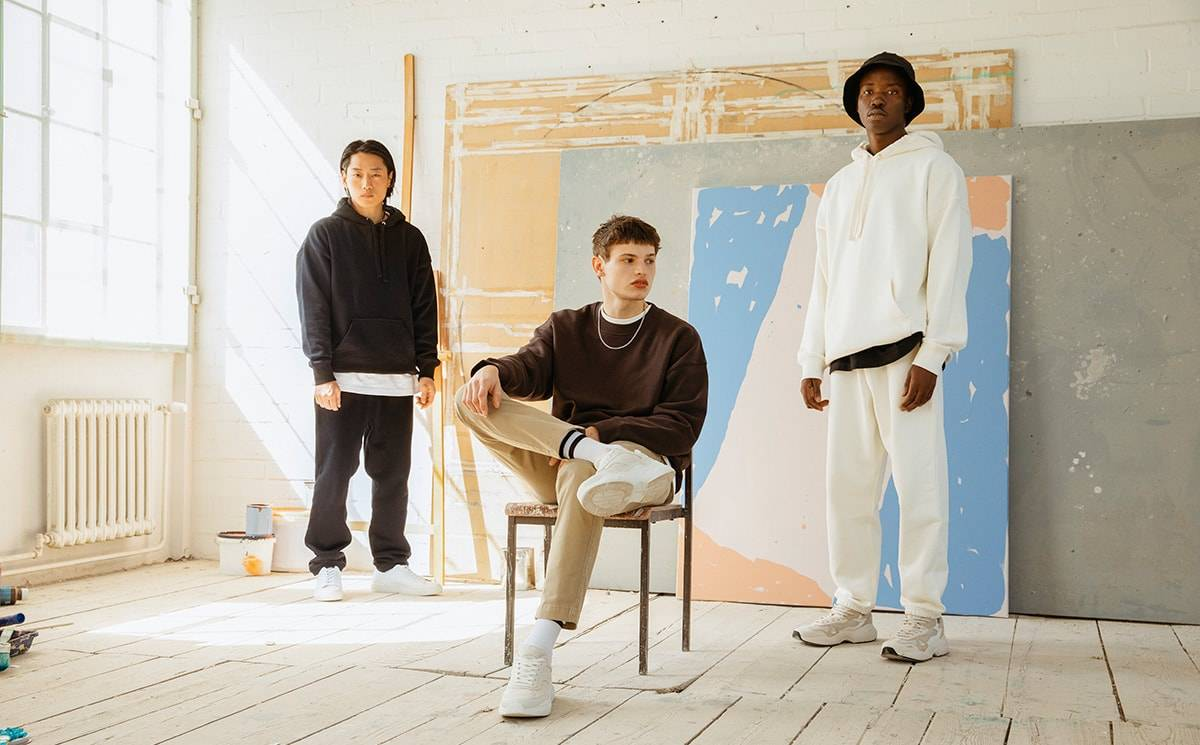 H&M launches menswear with Highsnobiety